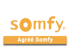 Logo officiel de Somfy